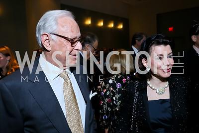 John and JoAnn Mason. Photo by Tony Powell. 2013 J Street Gala Dinner. Convention Center. September 30, 2013