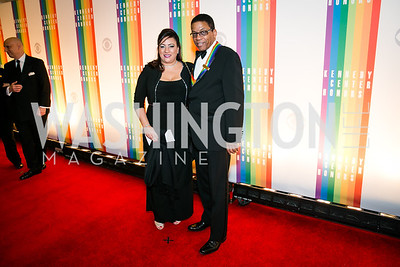 Herbie Hancock. Photo by Alfredo Flores. 2013 Kennedy Center Honors. Kennedy Center. December 8, 2013.