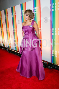 Gail King. Photo by Alfredo Flores. 2013 Kennedy Center Honors. Kennedy Center. December 8, 2013.