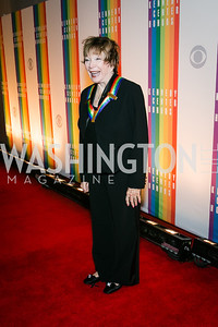 Shirley Maclaine. Photo by Alfredo Flores. 2013 Kennedy Center Honors. Kennedy Center. December 8, 2013.