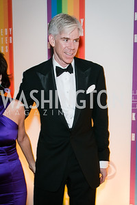 David Gregory. Photo by Alfredo Flores. 2013 Kennedy Center Honors. Kennedy Center. December 8, 2013.