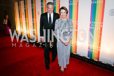 Nancy Pelosi. Photo by Alfredo Flores. 2013 Kennedy Center Honors. Kennedy Center. December 8, 2013.