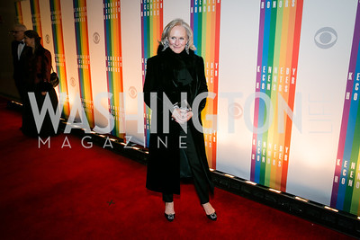 Glenn Close. Photo by Alfredo Flores. 2013 Kennedy Center Honors. Kennedy Center. December 8, 2013.