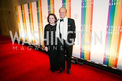 George Stevens Jr. Photo by Alfredo Flores. 2013 Kennedy Center Honors. Kennedy Center. December 8, 2013.