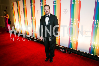 Rob Ashford. Photo by Alfredo Flores. 2013 Kennedy Center Honors. Kennedy Center. December 8, 2013.
