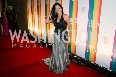 Sheila E. Photo by Alfredo Flores. 2013 Kennedy Center Honors. Kennedy Center. December 8, 2013.