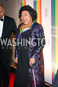 Martina Arroyo. Photo by Alfredo Flores. 2013 Kennedy Center Honors. Kennedy Center. December 8, 2013.