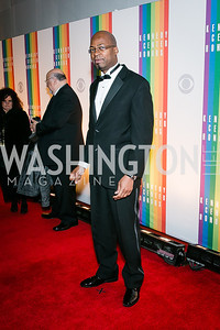 Lionel Lueke. Photo by Alfredo Flores. 2013 Kennedy Center Honors. Kennedy Center. December 8, 2013.