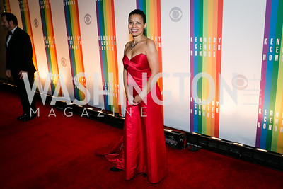 Harolyn Blackwell. Photo by Alfredo Flores. 2013 Kennedy Center Honors. Kennedy Center. December 8, 2013.