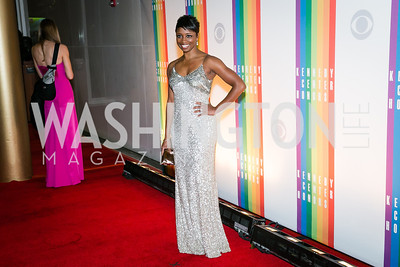 Montego Glover. Photo by Alfredo Flores. 2013 Kennedy Center Honors. Kennedy Center. December 8, 2013.CR2