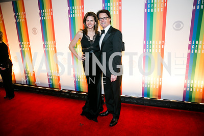 Kyle MacLachlan. Photo by Alfredo Flores. 2013 Kennedy Center Honors. Kennedy Center. December 8, 2013.CR2