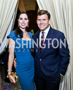 Amy and Bret Baier. Photo by Tony Powell. 2013 Kuwait America Foundation Dinner. June10, 2013