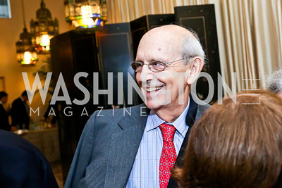 Justice Stephen Breyer. Photo by Tony Powell. 2013 Kuwait America Foundation Dinner. June10, 2013