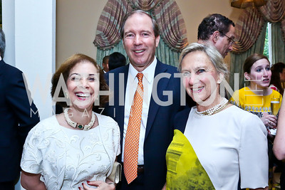 Lady Westmacott, Senator Tom Udall, Jill Udall. Photo by Tony Powell. 2013 Kuwait America Foundation Dinner. June10, 2013
