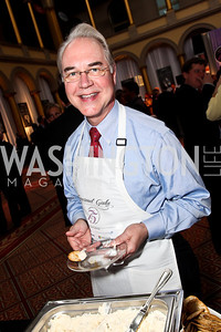 Georgia Rep. Tom Price. Photo by Tony Powell. 2013 March of Dimes Gourmet Gala. Building Museum. April 16, 2013