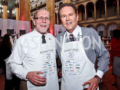Rep. Dave Loebsack, Rep. Vernon Buchanan. Photo by Tony Powell. 2013 March of Dimes Gourmet Gala. Building Museum. April 16, 2013