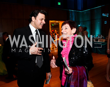 Ethan Browne, Reva Jolovitz. Photo by Tony Powell. MYB Shining in the Spotlight Gala 2013. March 2, 2013