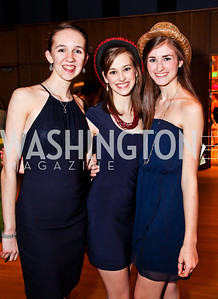 Kate Loxtercamp, Ellen Roop, Darcy Lawrence. Photo by Tony Powell. MYB Shining in the Spotlight Gala 2013. March 2, 2013