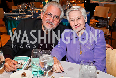 Julio and Tensia Fonseca. Photo by Tony Powell. MYB Shining in the Spotlight Gala 2013. March 2, 2013