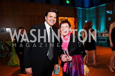 Ethan Browne, Reva Jolovitz.. Photo by Tony Powell. MYB Shining in the Spotlight Gala 2013. March 2, 2013