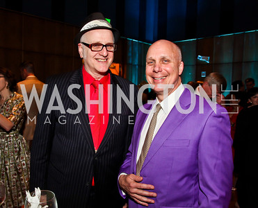 Pete Ostle, Charlie Barnett. Photo by Tony Powell. MYB Shining in the Spotlight Gala 2013. March 2, 2013
