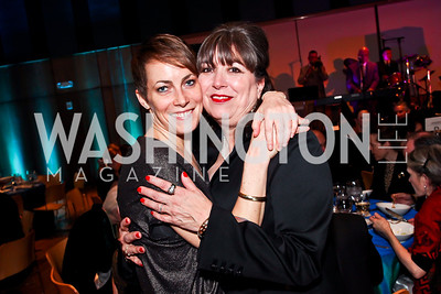 Elisa Clark, Judy Hansen. Photo by Tony Powell. MYB Shining in the Spotlight Gala 2013. March 2, 2013