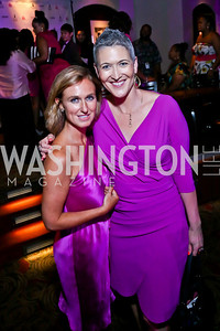 Jennifer Harlow, Fox News correspondent Jennifer Griffin. Photo by Tony Powell. The Newsbabes Bash for Breast Cancer. The Hamilton. June 27, 2013