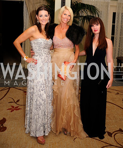 Karina Homme,Ashley White,Lisa Clark,September 14,2013,2013 Polo Ball,Kyle Samperton
