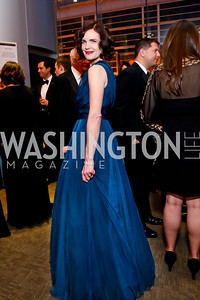 Elizabeth McGovern. Photo by Tony Powell. 2013 Shakespeare Theatre Company Annual Gala. Harman Center and Building Museum. October 6, 2013