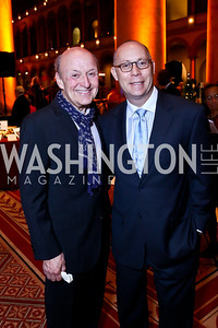 Victor Shargai, Craig Pascal. Photo by Tony Powell. So Others Might Eat Gala 2013. Building Museum. November 23, 2013