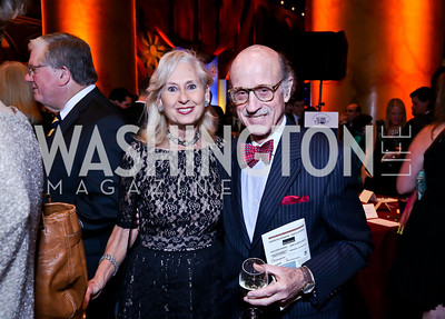 Willee and Finlay Lewis. Photo by Tony Powell. So Others Might Eat Gala 2013. Building Museum. November 23, 2013