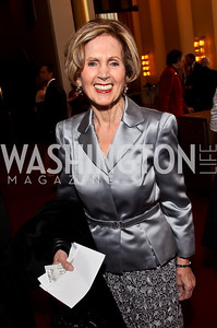 Connie Morella. Photo by Tony Powell. Vital Voices Global Leadership Awards. Kennedy Center. April 2, 2013