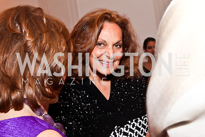 Diane von Furstenberg. Photo by Tony Powell. Vital Voices Global Leadership Awards. Kennedy Center. April 2, 2013