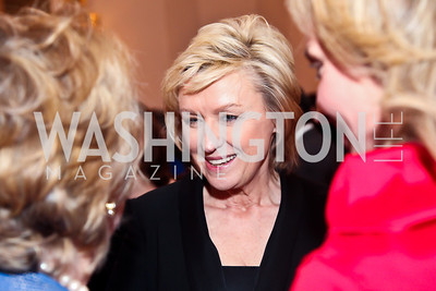 Tina Brown. Photo by Tony Powell. Vital Voices Global Leadership Awards. Kennedy Center. April 2, 2013