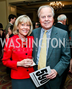 Connie and Rep. Ed Whitfield. Photo by Tony Powell. 2013 WTEF Tennis Ball. Ritz Carlton. May 10, 2013