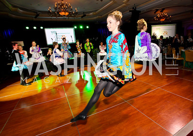 The Culkin School of Traditional Irish Dance. Photo by Tony Powell. WPAS Annual Gala & Auction. Ritz Carlton Hotel. April 13, 2013