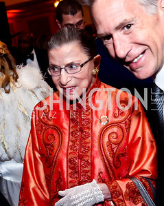 Justice Ruth Bader Ginsburg. Photo by Tony Powell. WPAS Annual Gala & Auction. Ritz Carlton Hotel. April 13, 2013