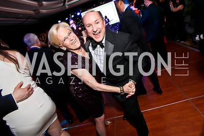 Josephine Cooper,  Daren Thomas. Photo by Tony Powell. WPAS Annual Gala & Auction. Ritz Carlton Hotel. April 13, 2013
