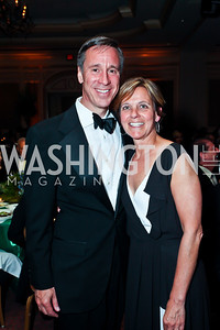 Gala Chairs Arne and Ruth Sorenson. Photo by Tony Powell. WPAS Annual Gala & Auction. Ritz Carlton Hotel. April 13, 2013