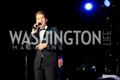 Matthew Morrison. Photo by Tony Powell. WPAS Annual Gala & Auction. Ritz Carlton Hotel. April 13, 2013