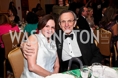 Andrea and Steve Weiswasser. Photo by Tony Powell. WPAS Annual Gala & Auction. Ritz Carlton Hotel. April 13, 2013