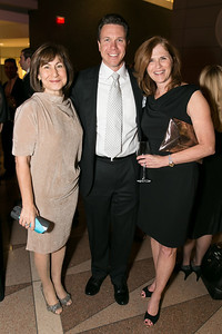 Cheri Martell, Todd Helfrich, Diane Pearson. Photo by Alfredo Flores. 2013 White Hat Gala. Ronald Reagan Building. October 24, 2013