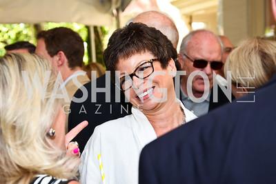 Valerie Jarrett. Photo by Tony Powell. WHC Garden Brunch. Beall-Washington House. April 27, 2013