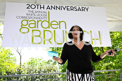 Tammy Haddad. Photo by Tony Powell. WHC Garden Brunch. Beall-Washington House. April 27, 2013