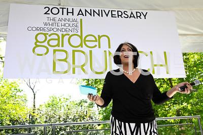 Tammy Haddad. Photo by Tony Powell. WHC Garden Brunch. Beall-Washington House. April 27, 2013