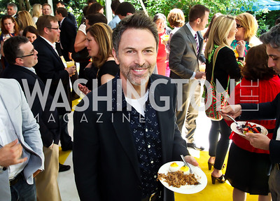 Tim Daly. Photo by Tony Powell. WHC Garden Brunch. Beall-Washington House. April 27, 2013