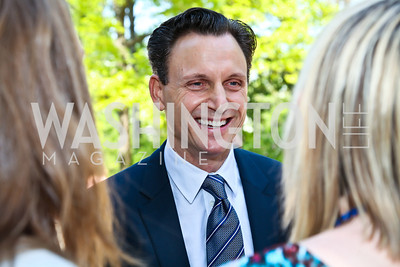 Scandal actor Tony Goldwyn. Photo by Tony Powell. WHC Garden Brunch. Beall-Washington House. April 27, 2013