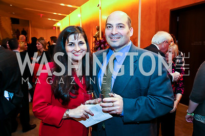 Kelly and Alex Tanzi. Photo by Tony Powell. Will on the Hill. Harman Center for the Arts. May 6, 2013