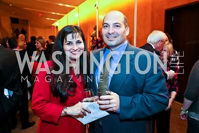 Kelly and Alex Tanzi. Photo by Tony Powell. Will on the Hill. Harman Center for the Arts. May 6, 2013