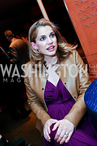 Actress Anna Chlumsky. Photo by Tony Powell. Will on the Hill. Harman Center for the Arts. May 6, 2013